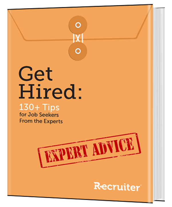 Get Hired with Recruiter
