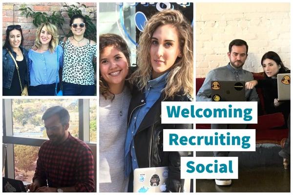 Recruiting Social
