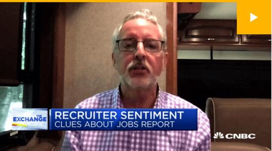 Recruiter on CNBC