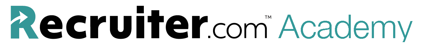 Recruiter Academy Logo