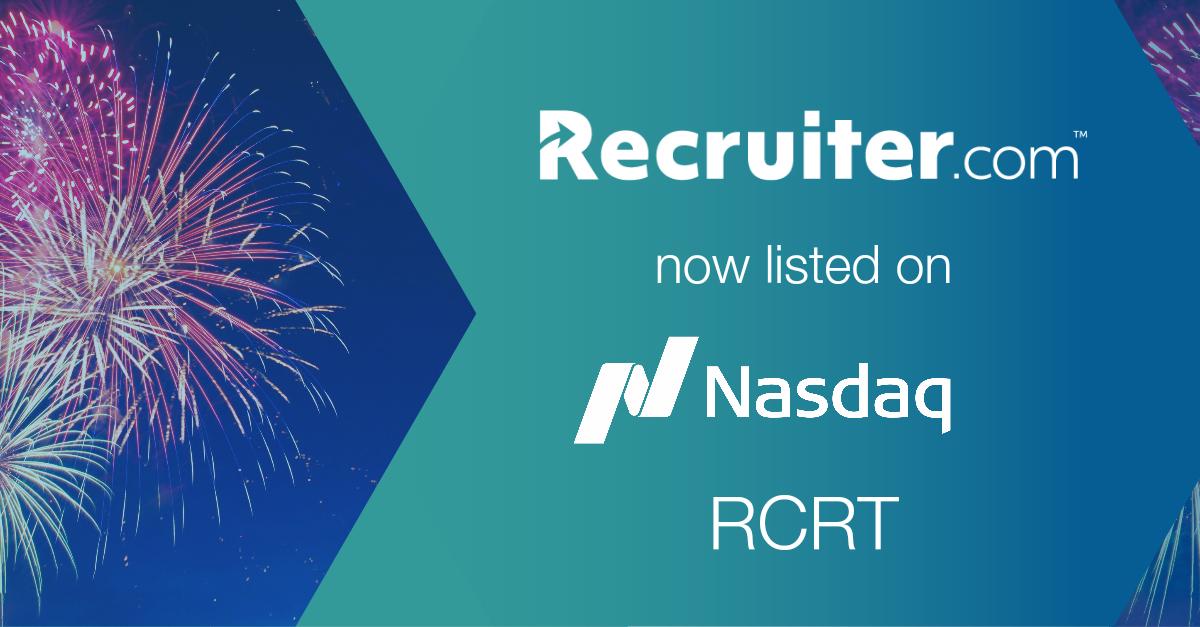 Recruiter.com on Nasdaq