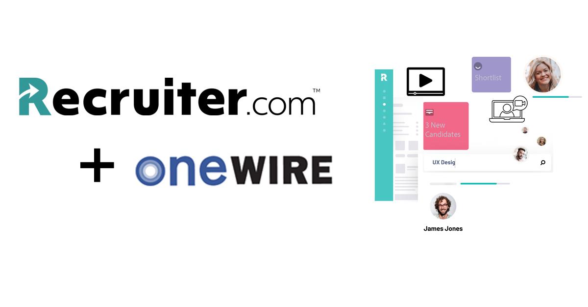 Recruiter onewire