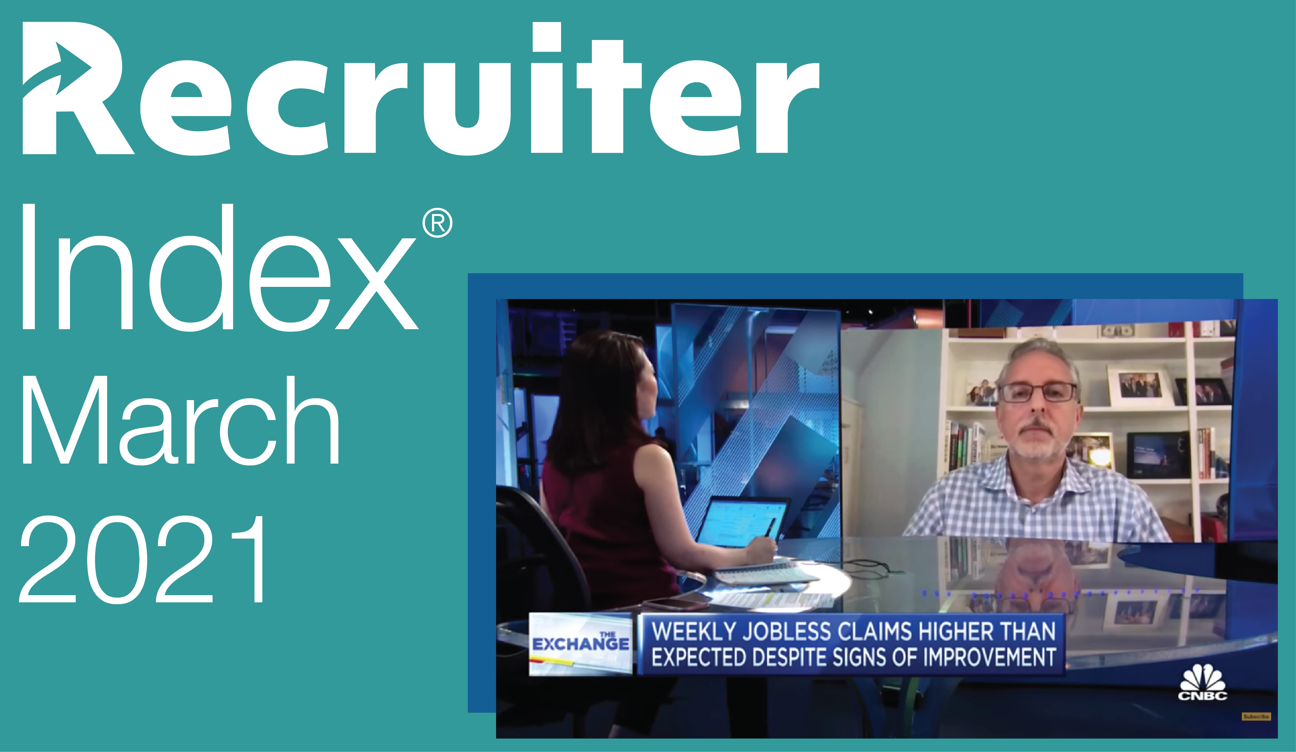 Recruiter Index March 2021