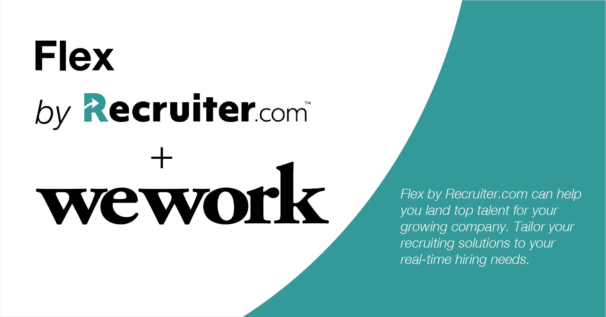 Recruiter.com Flex Photo