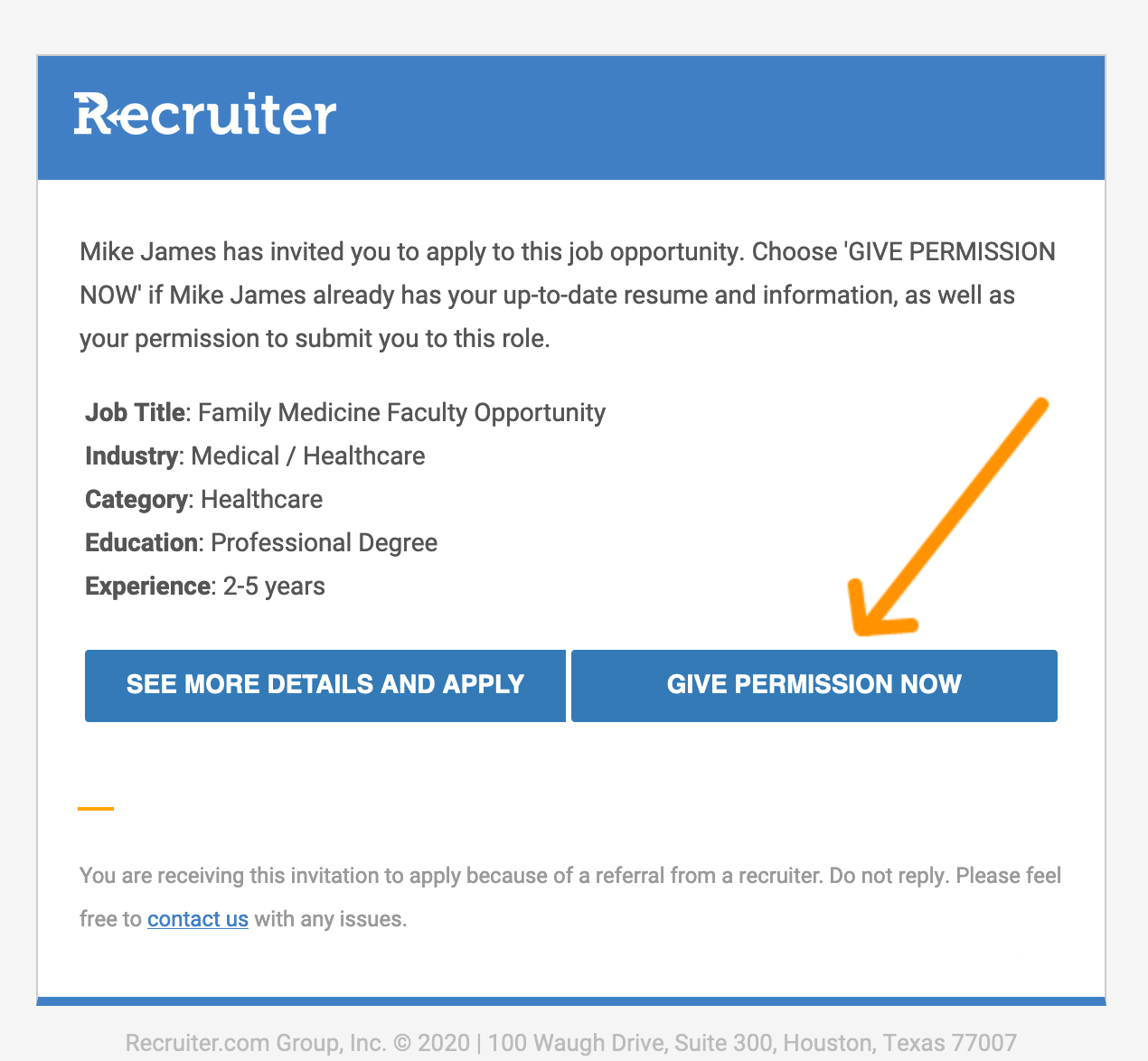 Recruiter Platform