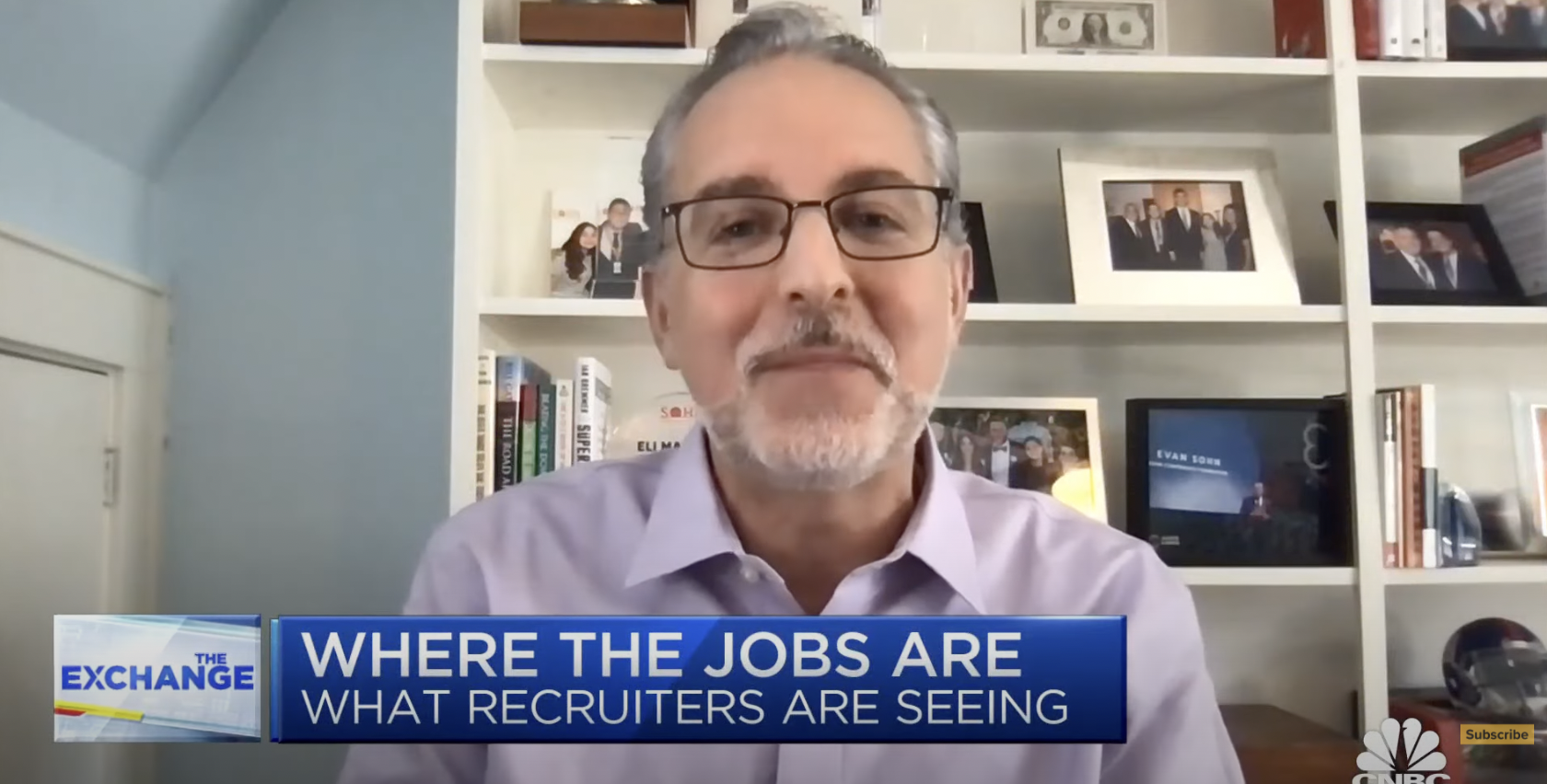 recruiter on cnbc