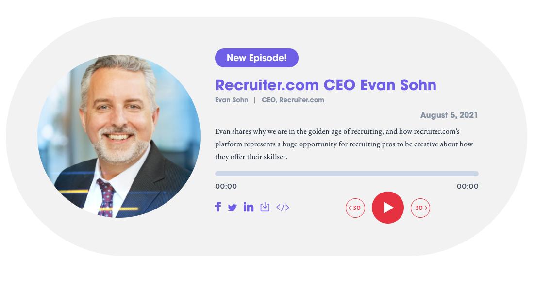 Recruiter Podcast