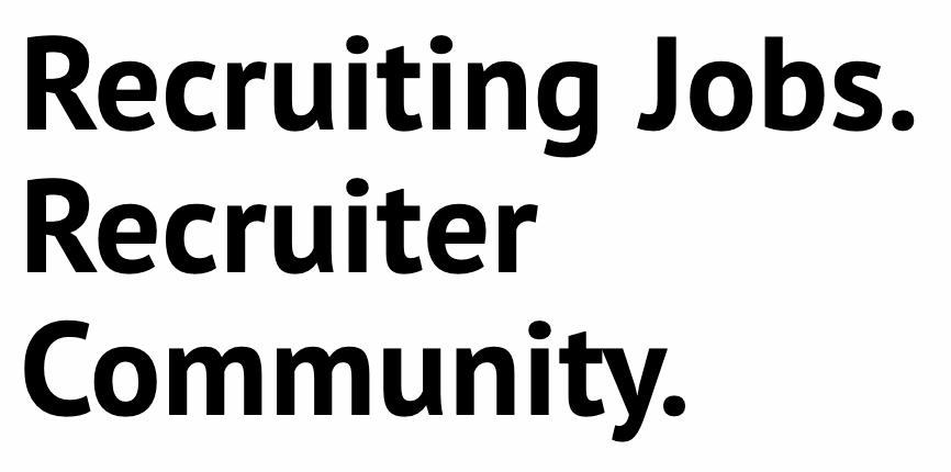 recruiter jobs