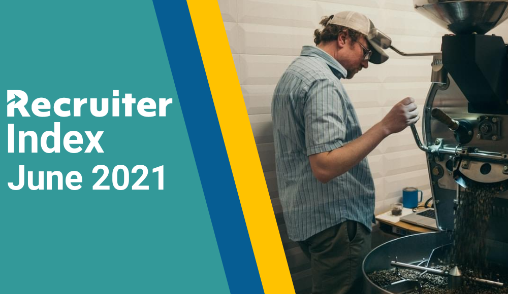 Recruiter Index June 2021