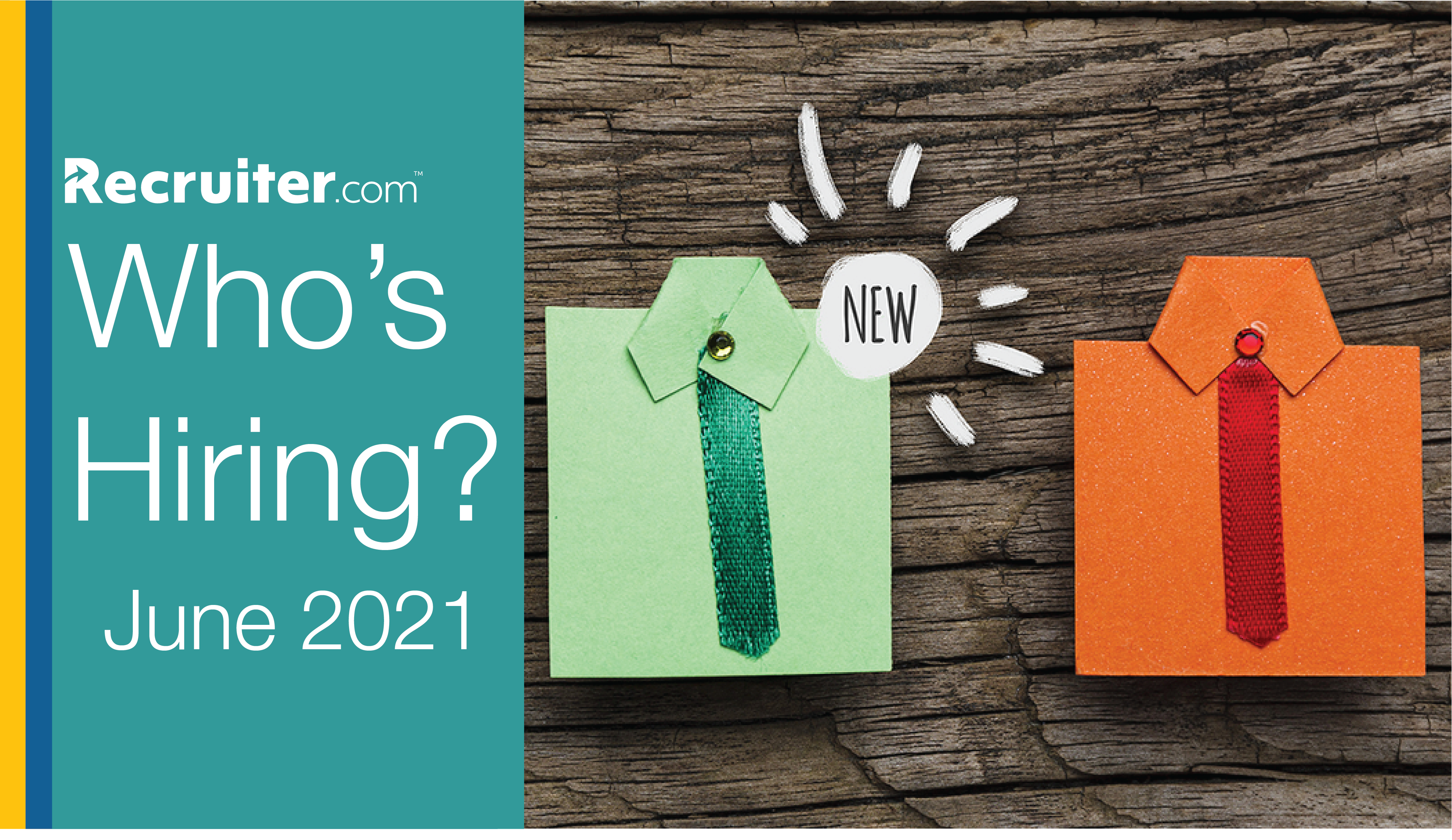 Companies Hiring June 2021